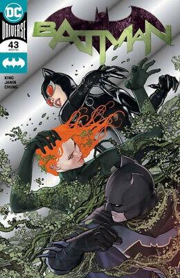 BATMAN #43 CONVENTION FOIL VARIANT COVER MINT