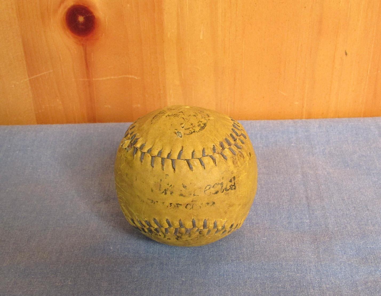 Vintage Im Wert von Special Bounder Baseball Antik No.81 Duro Hyde Früh Ball  | Neuankömmling