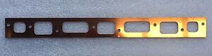 HOLDEN-RED-MOTOR-149-TO-202-HEADER-EXTRACTOR-MANIFOLD-GASKET-COPPER