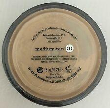 Bare Escentuals Bare Minerals MATTE Foundation Medium TAN C30 6g XL SPF 15 NEW