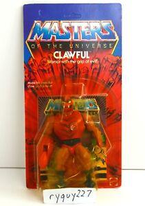 Motu, Clawful, Maîtres de l'univers, Moc, Cardé, Scellé, Figure, He-man
