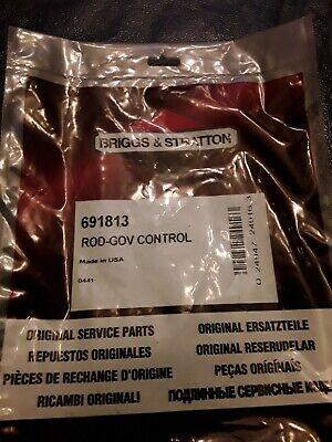 Briggs /& Stratton OEM 691813 replacement rod-gov control