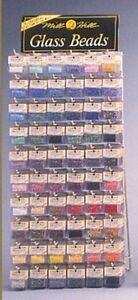 Mill-Hill-Glass-Seed-Beads-5-Pkgs-U-Choose-Colors