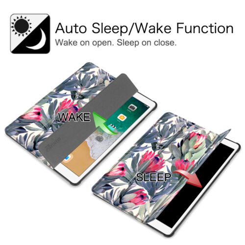 "For iPad Air 10.5/"" 3rd Generation 2019 Case Cover Apple Pencil Holder Wake//Sleep"