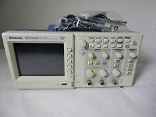 Tektronix Tds2012b 2 Channel 100mhz 1gss Digital Storage Oscilloscope