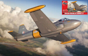 Model-vehicles-Kit-Of-Mount-aircraft-Airfix-Hunting-Percival-Jet-Prov