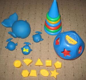 Spielzeug Paket Baby Kleinkind Motorik Lernspielzeug - Leipzig, Deutschland - Spielzeug Paket Baby Kleinkind Motorik Lernspielzeug - Leipzig, Deutschland