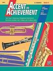 Accent on Achievement, Bk 3: B-Flat Trumpet by John O'Reilly, Mark Williams (Paperback / softback, 1999)