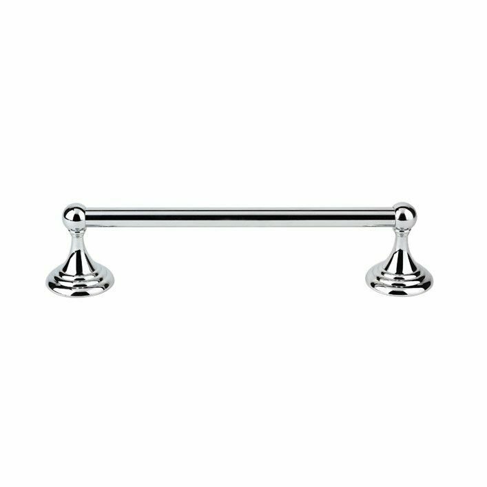 ALNO - A9020-12-PC - Embassy Wall Mounted Towel Bar in Polished Chrome