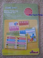 sesame street potty chart