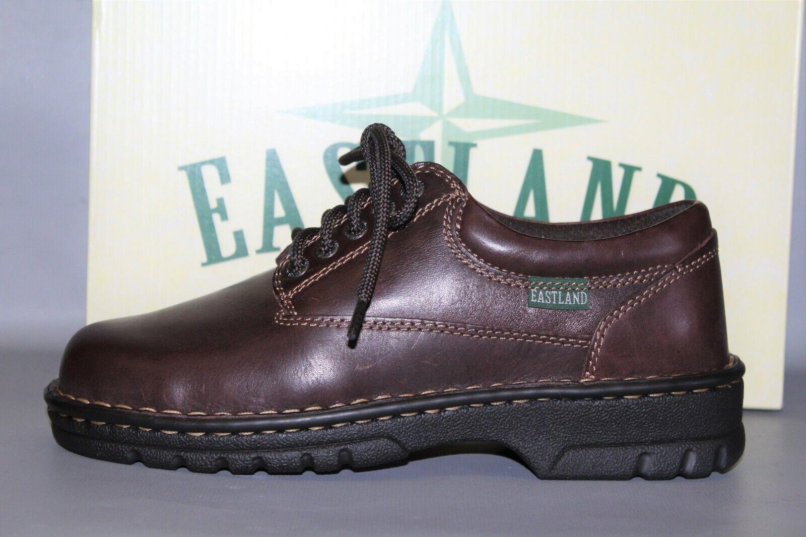prezzo ragionevole NEW NEW NEW Donna  Eastland Plainview Dimensione 9.5 Medium Marrone Leather Lace Up Oxfords  garanzia di qualità