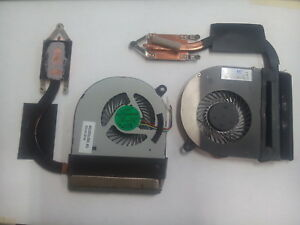 Fan-Radiator-Fan-Heatsink-Clevo-W840-H840-00CWH840-Version-B