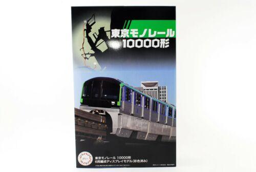 Tokyo Monorail Type 10000 6-Car Train Painted Plastic Model Str14 Fujimi F//S AB
