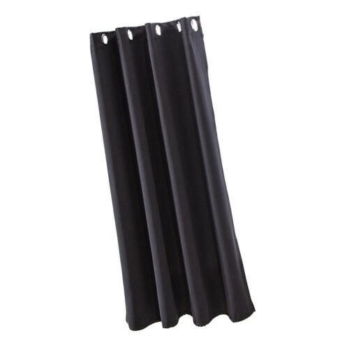1 Panel Elegant Thermal Insulated Solid Grommet Blackout Curtains Drapes