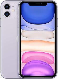 Apple iPhone 11, Nano SIM+eSIM, Viola, 128GB 4GB, Garanzia Ufficiale