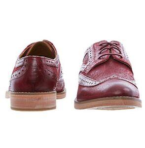 Taille J 5 Rrp Uk 5 Cuir Marron En Brogues 125 Chaussures wFCxCqUXg