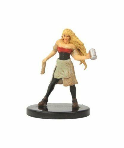 Bartender Rusty Dragon Inn #38 Pathfinder Battles D/&D Miniature