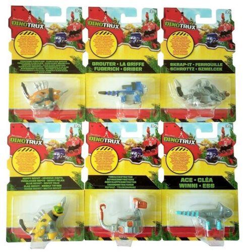 schrottz Merce Nuova Dreamworks dinotrux gioco figure 6er Set per bambini fugerich