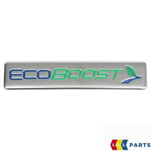NEW GENUINE FORD C-MAX FOCUS KUGA MONDEO TRANSIT BADGE WITH SPRING AND CLIP SET
