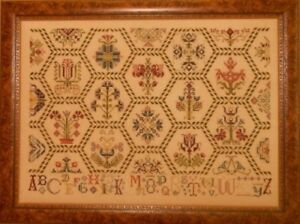10-Off-Rosewood-Manor-Counted-X-stitch-chart-Parchment-Tapestry