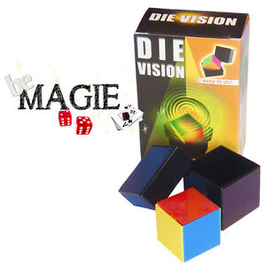 Color vision box - Tour de magie débutant facile - divination