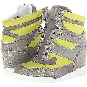 MARC BY MARC JACOBS High - top wedge sneakers size  7