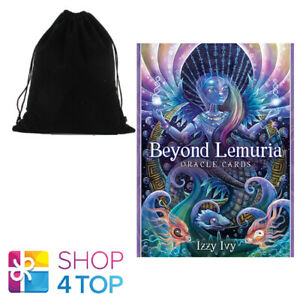 Beyond-Lemuria-Oracle-Cards-Deck-Izzy-Ivy-Blue-Angel-with-Bag-New