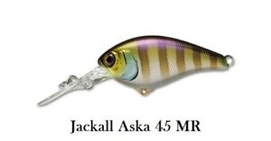 Jackall Aska 45 MR fishing lures original range of colors