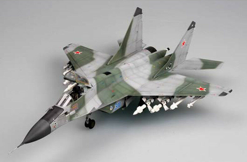 RUSSIA MIG-29K FULCRUM FIGHTER 1 32 aircraft Trumpeter model plane kit 02239