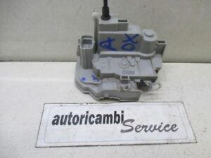 FIAT-BRAVO-1-6-D-6M-88KW-2011-RICAMBIO-CHIUSURA-SERRATURA-PORTA-ANTERIORE-DEST