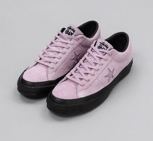 8b69c2511c63 Converse X Stussy One Star 74 Sold Out Men 5  Women 7 Mist Pink