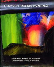 Howard Hodgkin Paintings, Good Condition Book, Michael Auping, John Elderfield,