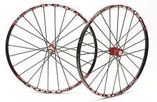 "Remerx Tubular Al 26"" MTB Disc Wheels  Shimano Sram Tufo CX"