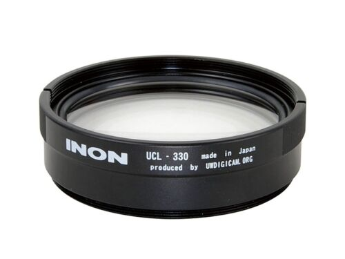 INON UCL 330 Close-up Lens for 67mm Thread Underwater Attachment Len