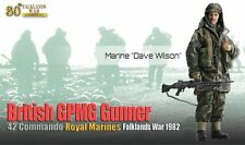 "Dragon 1/6 Scale 12"" British Falklands War Marine Gunner Dave Wilson 70843"