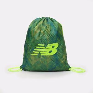 Mochila-Backpack-NEW-BALANCE-NB-CINCH-PACK-VERDE-LIMA-LIMA-GREEN