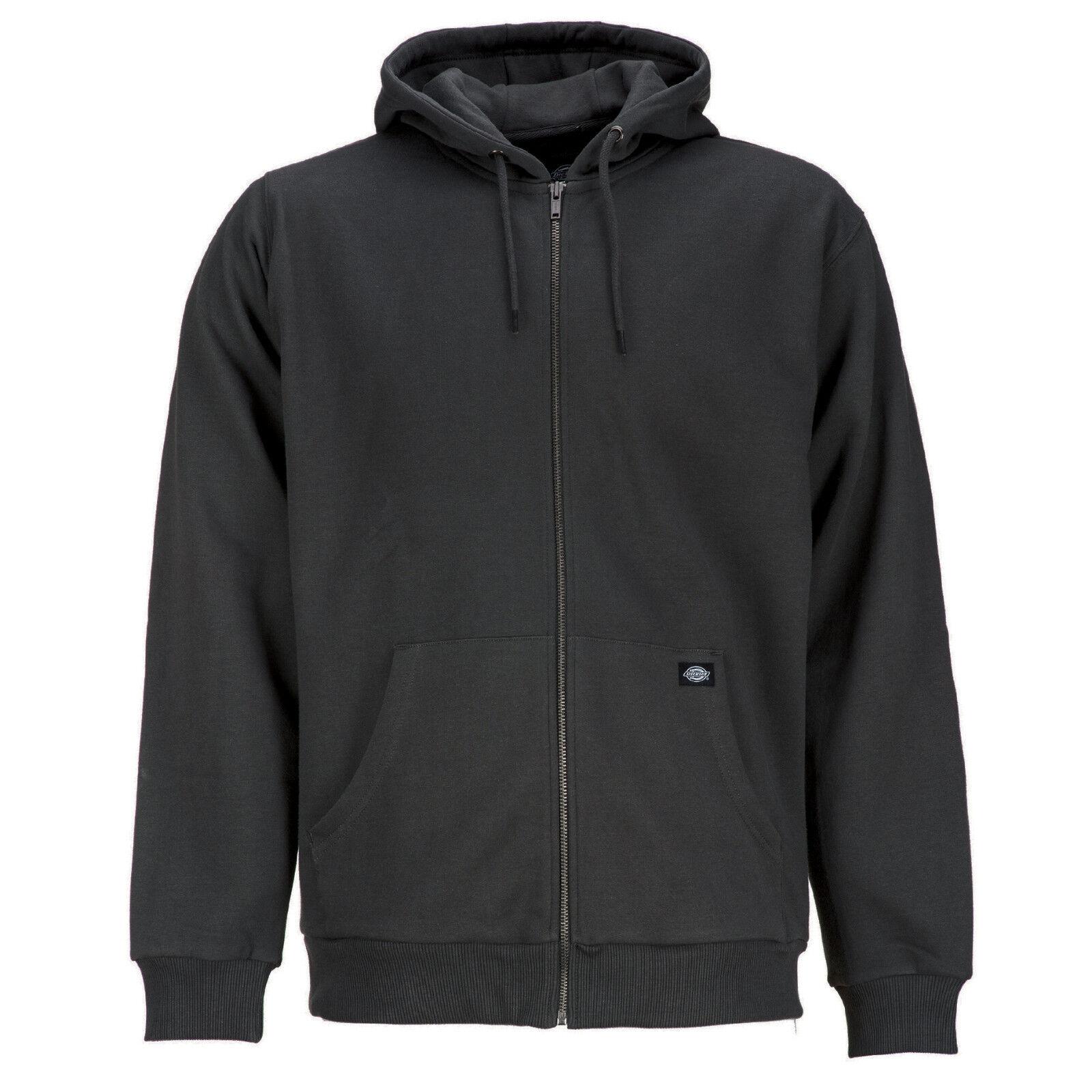 Dickies-Kingsley Hoodie con Cappuccio Pullover Sweater Zip Vari Colorei
