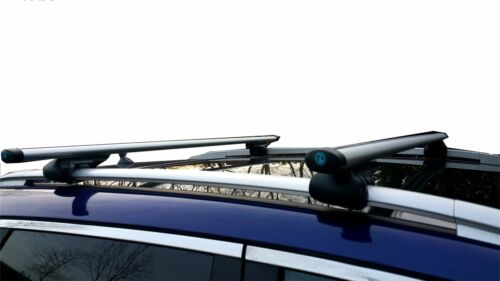 Peugeot 308 SW 2008-2013 ROOF AERO BARS RACK ALUMINIUM LOCKING CROSS RAILS