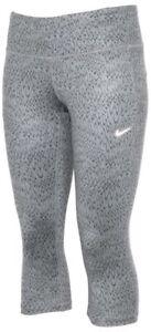 mujer Epic para negro Running Nike Xsmal Sz Run fit Tight 012 Dri 885179622136 Capri Grey 904916 aUPUgAFS