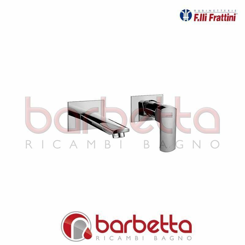 BATTERIA LAVABO A PARETE SENZA SCARICO MODUS FRATTINI 52034A