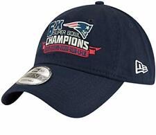 32f6b0bf4 New England Patriots New Era 6 Time Super Bowl Champions 9TWENTY Adjustable  Hat