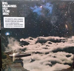 NOEL-GALLAGHER-039-ITS-A-BEAUTIFUL-WORLD-039-Remixes-RSD-2018-12-034-Monochrome-VINYL