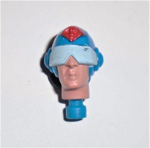 GI Joe Body Part  2005 Scrap Iron V3     Head       C8.5 Very Good