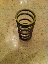 Genuine Tial wastegate spring fits Tial MVR MV-R MVS MV-S - yellow
