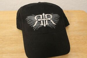 Black-Rock-N-039-Rolled-Hat