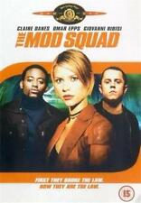 THE MOD SQUAD Claire Danes*Omar Epps*Giovanni Ribisi Teen Detective DVD *EXC*