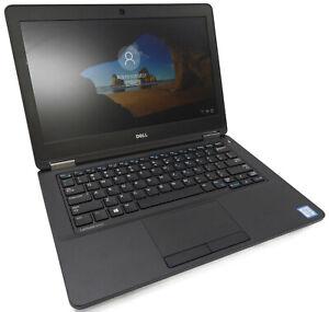 Dell-Latitude-E5270-12-5-034-Core-i7-6600U-2-6GHz-256GB-SSD-8GB-Win-10-Pro