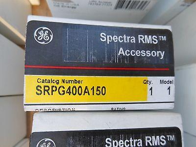 GE Spectra SRPK1200A700 700amp circuit breaker rating plug new in box Warranty!