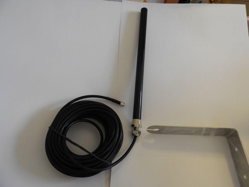 GSM og 4G antenne, robust til udendørs brug. Al...