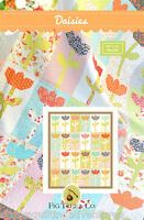 Quilt Pattern ~ DAISIES ~ by Fig Tree Quilt Designs